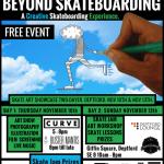 Beyond Skateboarding Deptford 2016